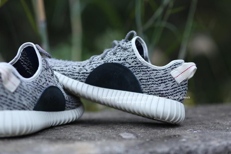 Good Quality Yeezy Boost 350 Low Grey Economic Version In Stock AYCL001258