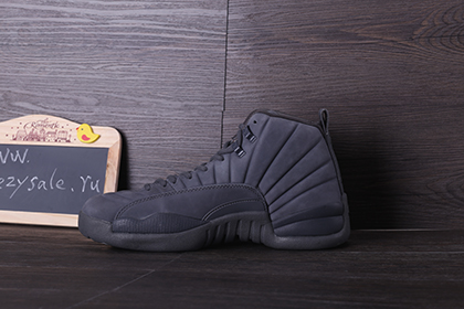 Authentic Air Jordan 12 PSNY 2016 Dark Grey On AYCL001274 Yeezysale
