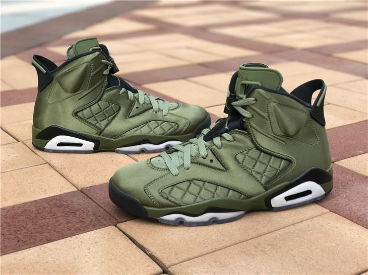 Authentic Air Jordan 6 Pinnacle Flight Jacket Sale