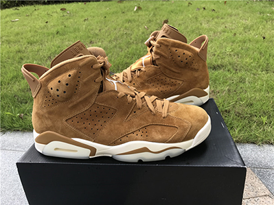 Authentic Air Jordan 6 Golden Harvest Sale