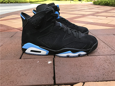 Authentic Air Jordan 6 University Blue Sale