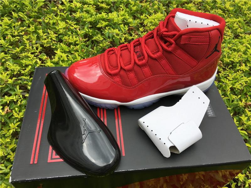 Authentic Air Jordan 11 Retro Gym Red Sale