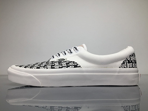 Fear Of God x PacSun Vans Era 97 Reissue White Sale