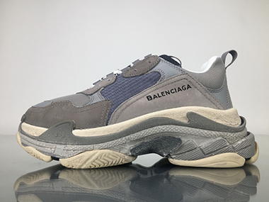 balenciaga triple s silver on feet off 55% lagourmette