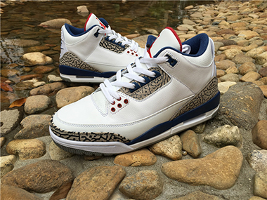 Air Jordan 3 OG True Blue Best Version For Sale