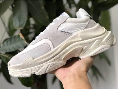 Balenciaga Triple-S White 9668580 For Sale