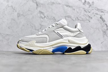 Balenciaga Triple-S White Blue 6289580 For Sale
