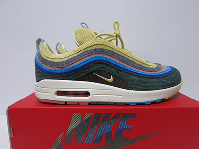 Air Max 1/97 VF SW 2018 Sean Wotherspoon Best Version