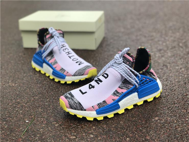 Pharell Williams x SolarHu NMD Runner Trail Solar Pack BB9531
