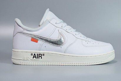 Off-White Air Force 1 Low ComplexCon AO4297-100 Best Released Sale