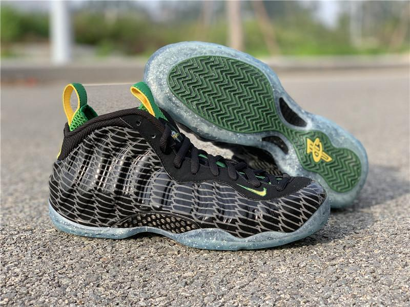 Air Foamposite One Oregon Ducks Perfect Version