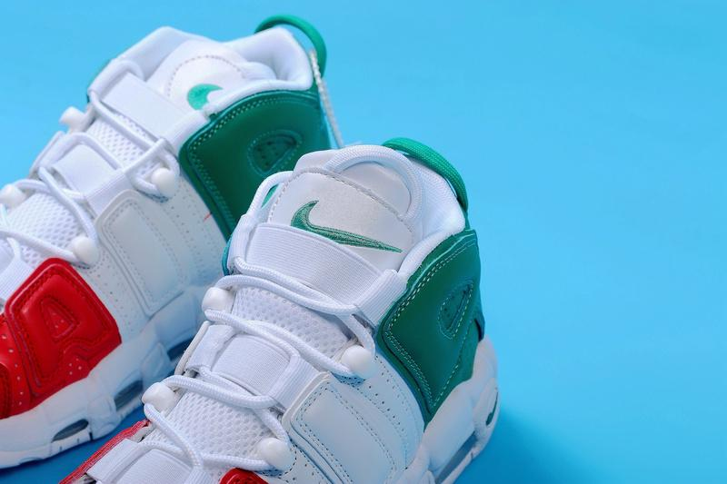 Air More Uptempo 96 Italy QS Perfect Quality Released