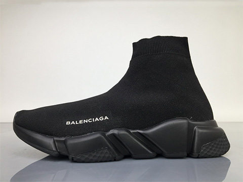 Balenciaga Speed Runner In Stock All Black