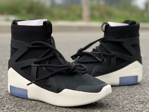 Air Fear of God 1 Black Perfect Quality Version