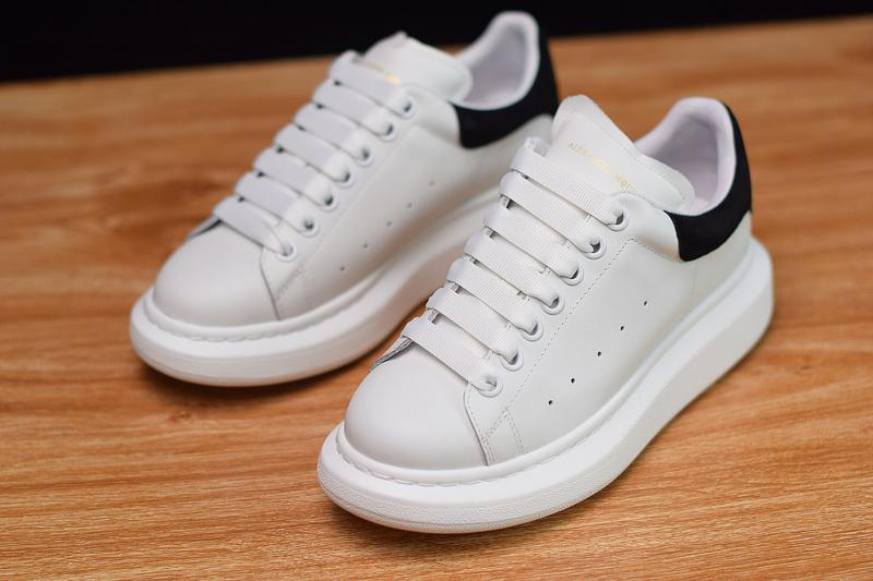 Fashion Shoe White Black 014