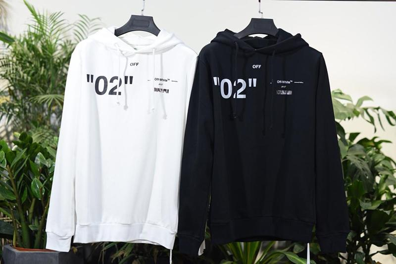 Off White 18SS Black For All  02 Hoodie Sweatshirts Online Sale