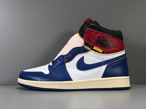 Union x Air Jordan 1 Retro High OG NRG Released