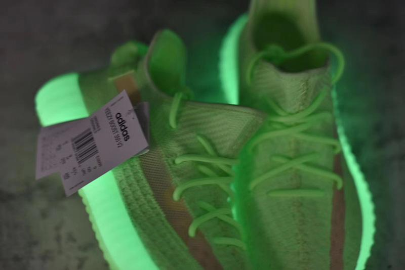 Yeezy Boost 350 V2 Glow in the Dark Perfect Quality Online Sale