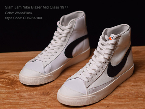 Slam Jam Blazer Mid Class 1977 High Quality Version