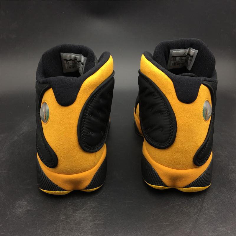 Air Jordan 13 Carmelo Anthony Black University Gold Released