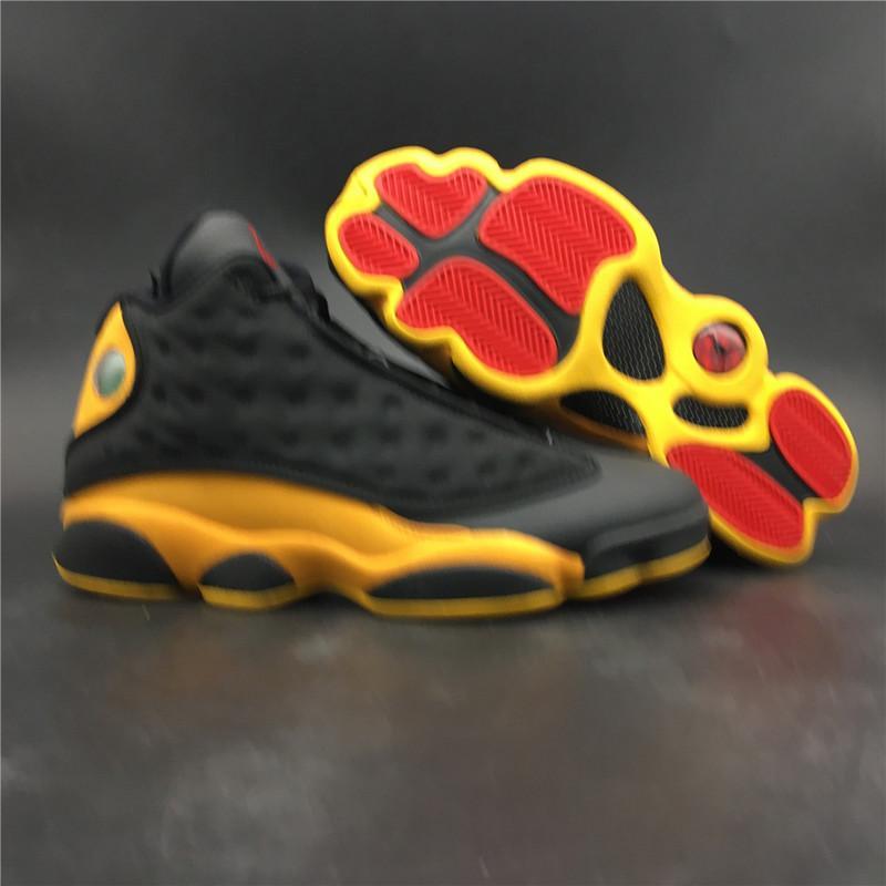 Air Jordan 13 Carmelo Anthony Black University Gold Released
