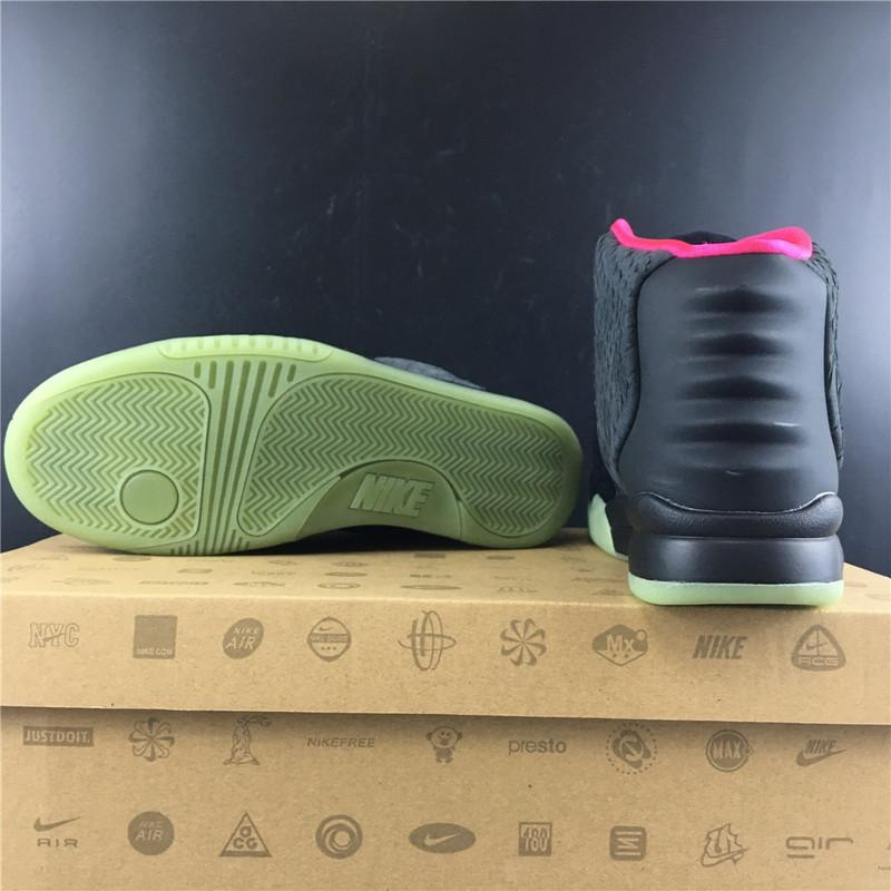 Air Yeezy 2 NRG Black Solar Red 508214-006 For Sale