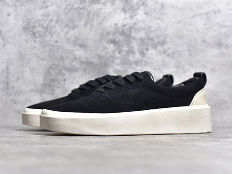 Fear of god Fog Collections Low Top Sneaker Black
