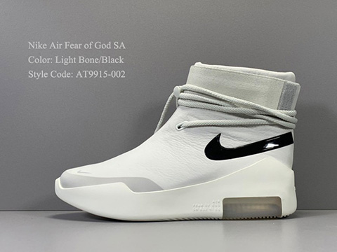 Air Fear of God Shoot Around Light Bone AT9915-002 Sale
