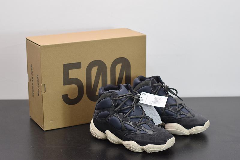 Yeezy 500 High Slate FW4968 Released Sale