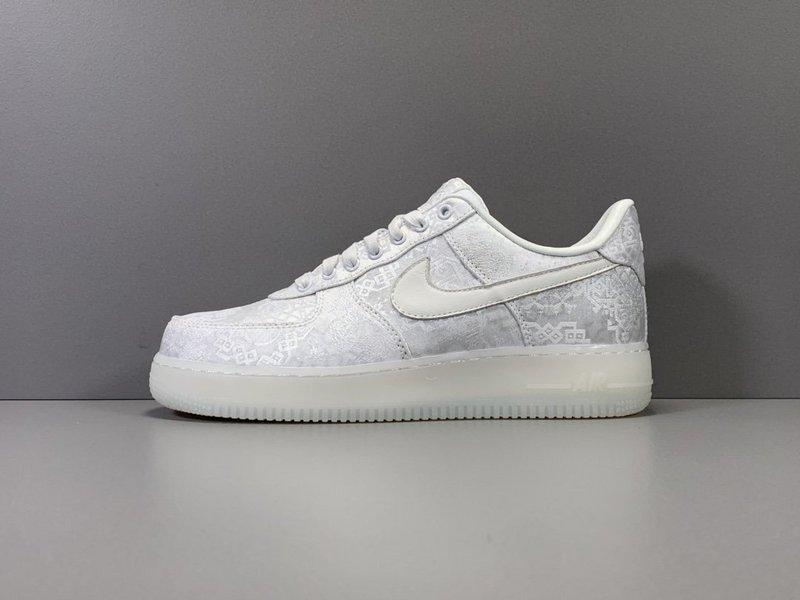 CLOT x Air Force 1 PRM White AO9286-100 Sale