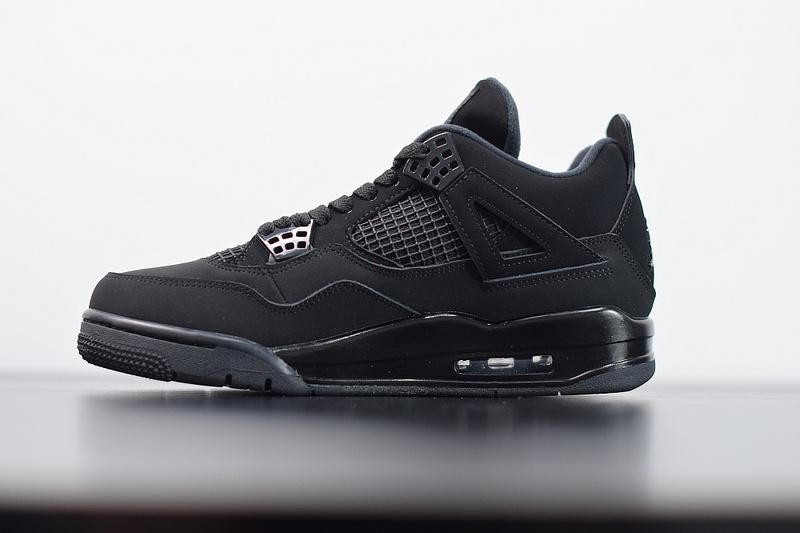 Air Jordan 4 Retro Black Cat 2020 CU1110-010
