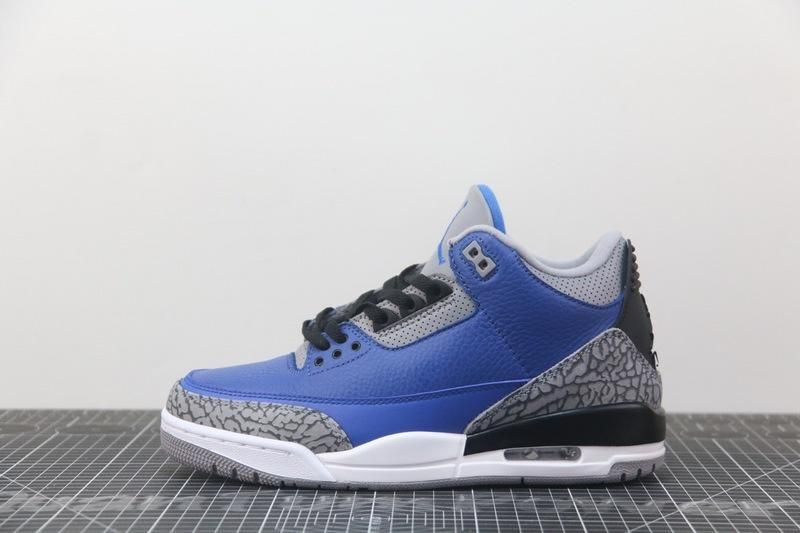 Air Jordan 3 Retro Varsity Royal CT8532-400 Sale