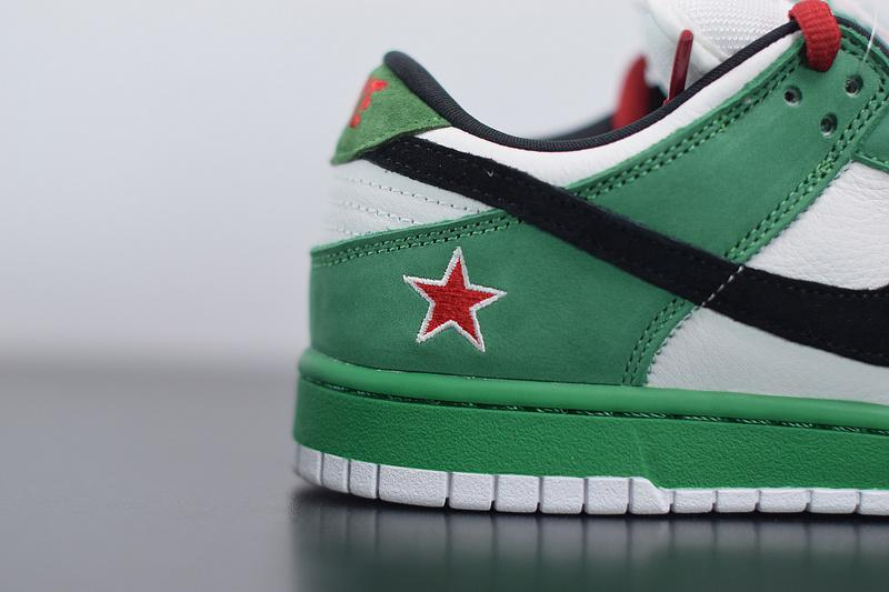 Dunk Low Pro SB Heineken 304292-302