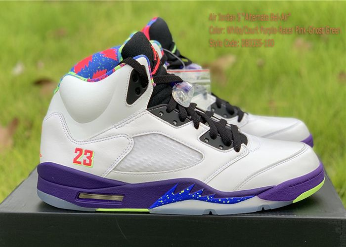 Air Jordan 5 Retro Alternate Bel-Air DB3335 100 Sale